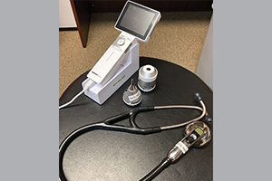 FiveStar Telehealth Clinic Equipment Photo